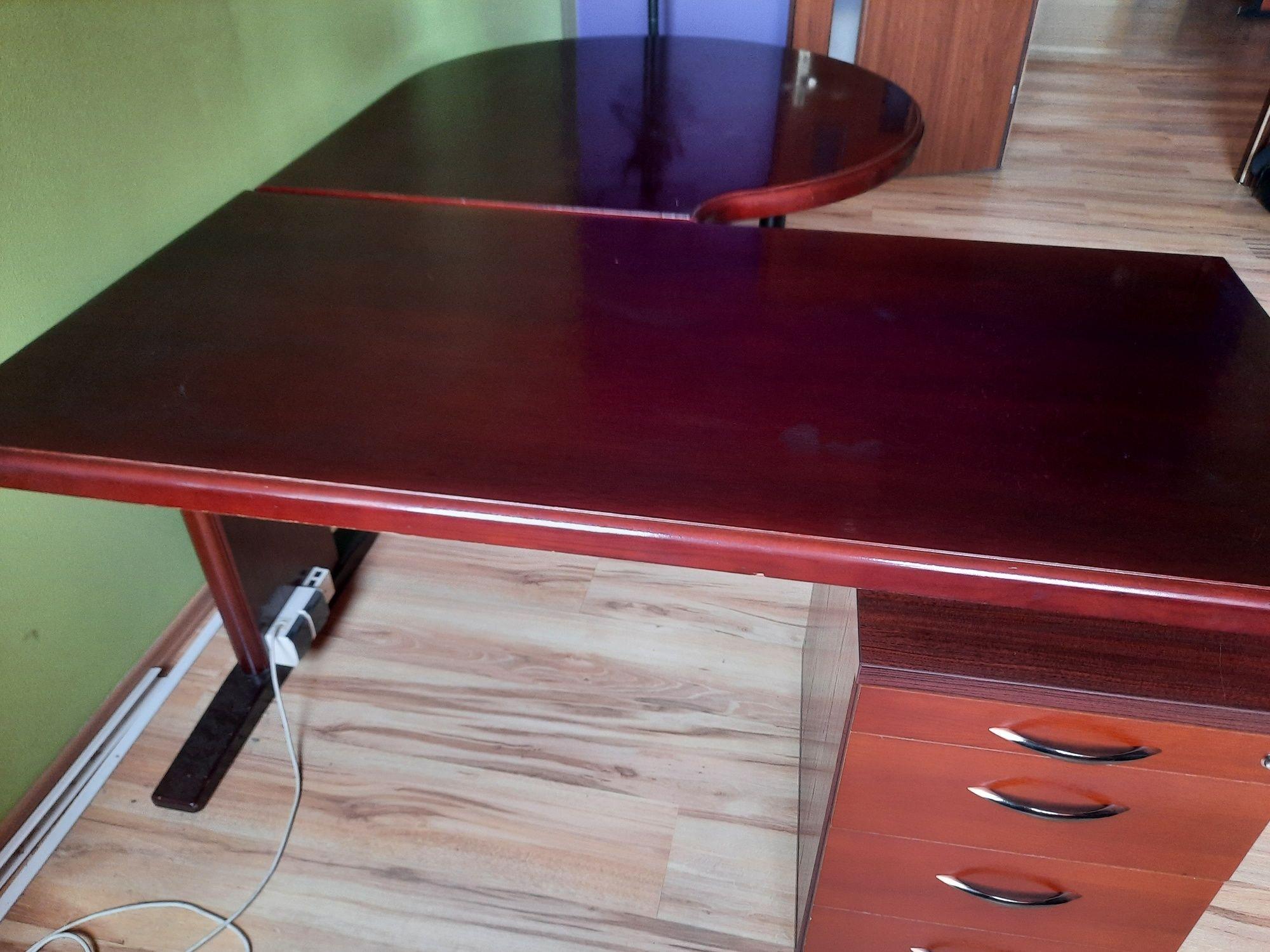 Biuro Drewno biurko do Biura gabinetu Komplet