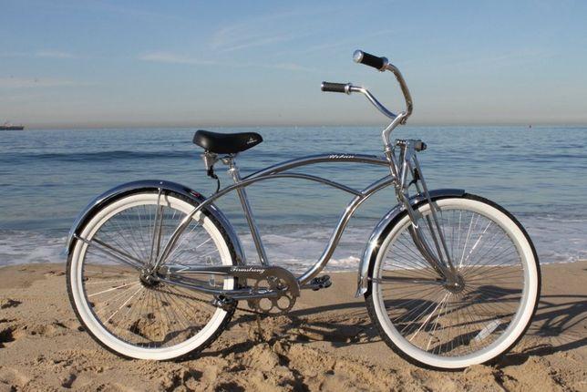 Bicicleta Low Rider Aluminio Beach Cruiser Chopper