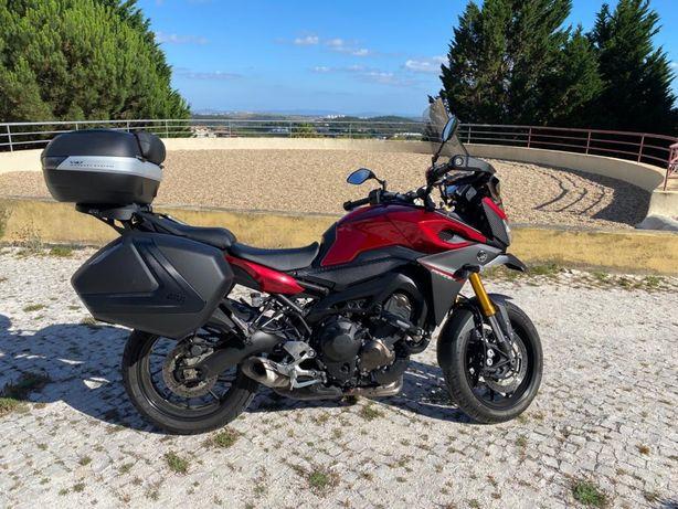 Yamaha Tracer 900 só 31000kms