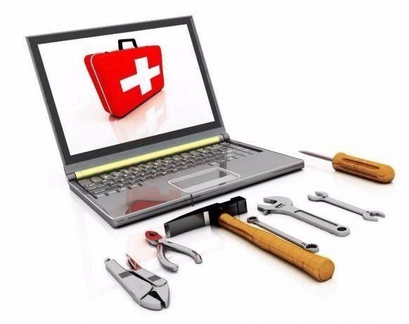 Обслуживание ПК, ноутбука
