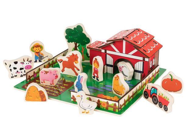 3D ферма пазли Play tive Німеччина