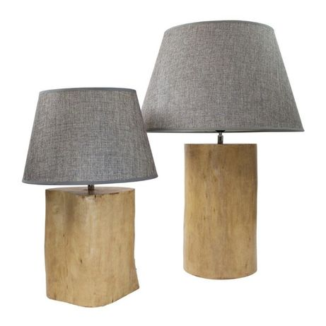 Lampa Eukaliptus wys. 35 cm E27