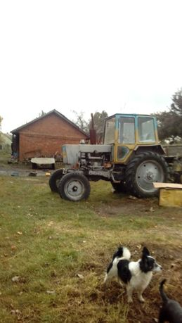 трактор юмз та спорядження до нього