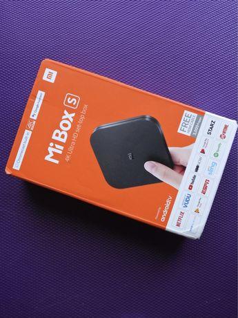 Przystawka Xiaomi mi box s 4k