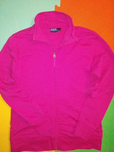 Одним лотом свитшот теплая кофта свитер спорт кофта толстовка S-M 8-10