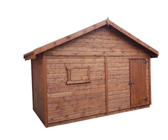 Domek narzędziowy drewutnia altana domki narzędziowe drewutnie 4x2m