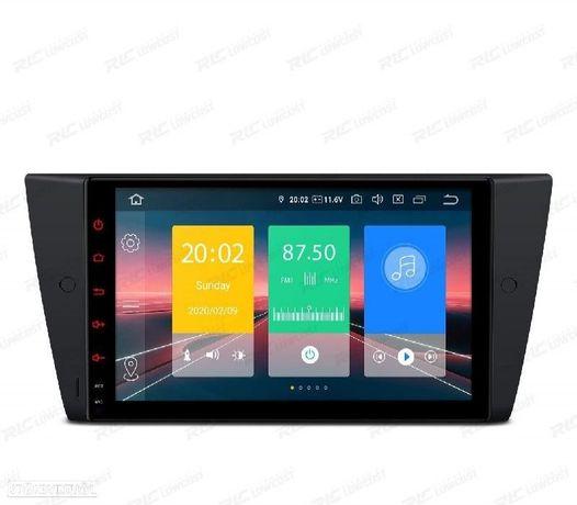 AUTO RADIO GPS ANDROID 10 BMW E90 E91 (05-11) E91 E92 E93 (07-12)