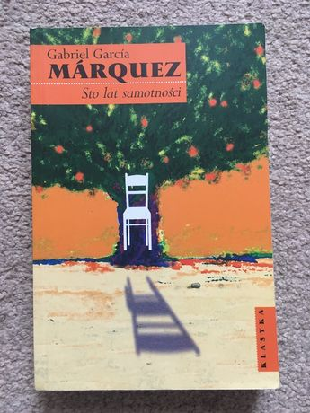 Sto lat samotnosci-G.G.Marquez-nowa!