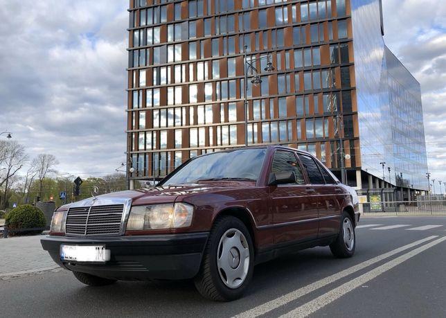 Mercedes W201 (190), 2.0 LPG,automat,el.szyber,szyby,hak,CZ,radio cd