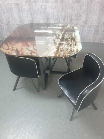 5 conjuntos mesas e cadeiras