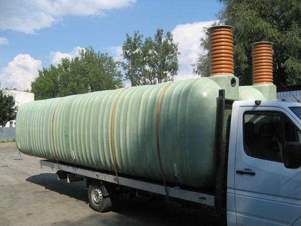 szambo zbiornik na nawozy RSM p-poż deszczówkę wodę pitną 10m3