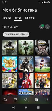 Call of duty WWII digital deluxe и Infinite warfarer аккаунт Xbox