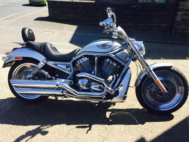 Harley-Davidson VRod Modelo Centenario 2003