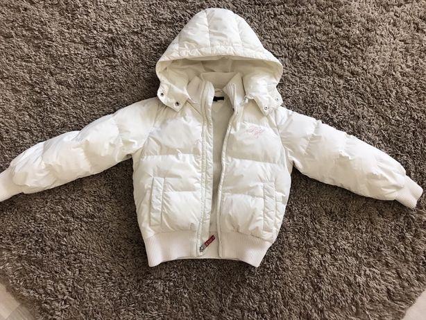 Курточка пуховик Tommy Hilfiger детская (Calvin Klein Guess)