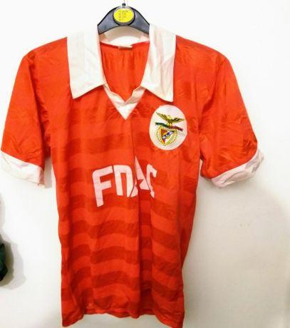Camisola antiga Benfica (réplica)