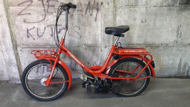 Rower z silnikiem GARELLI Velomosquito