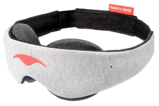 Маска для сна Manta sleep mask