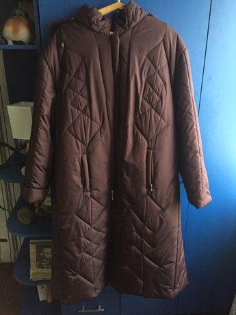 Нова зимня жіноча куртка