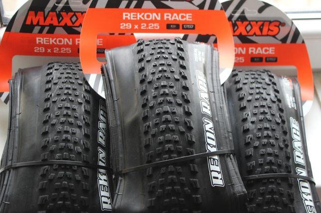 Покрышка Maxxis Rekon Race 29x2.25 / 29x2.35 EXO TR велосипед trail