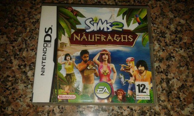 Jogo Sims 2 náufragos