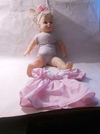 Мягконабивная кукла.