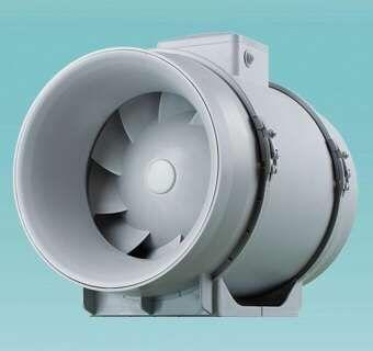 Канальный вентилятор смешанного типа ВЕНТС ТТ 315