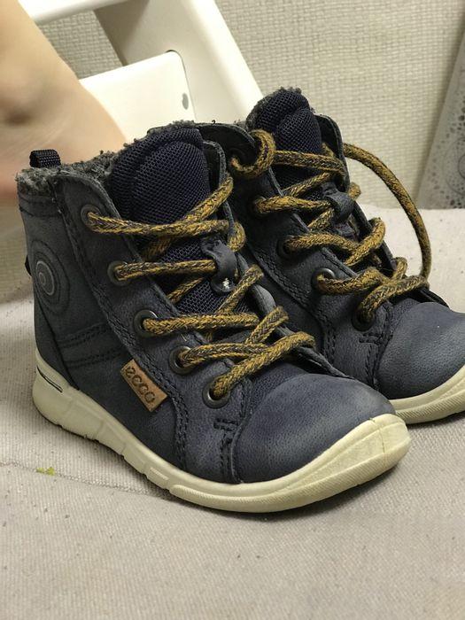 Ботинки Ecco Одесса - изображение 1