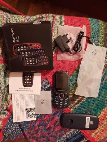 Новый мобильный телефон Assistant AS-201