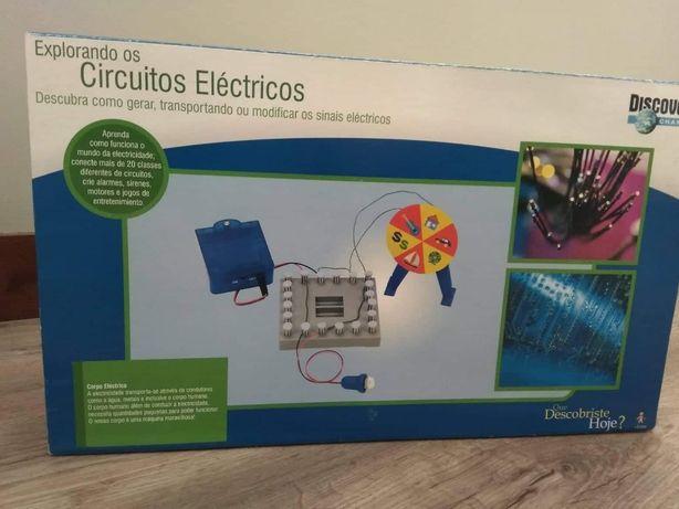 Explorando os circuitos elétricos- Discovery