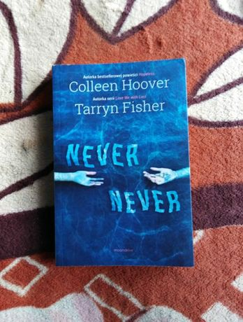 Never never Colleen Hoover