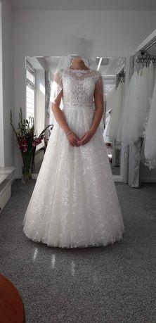 Suknia ślubna edycja limitowana chassmi