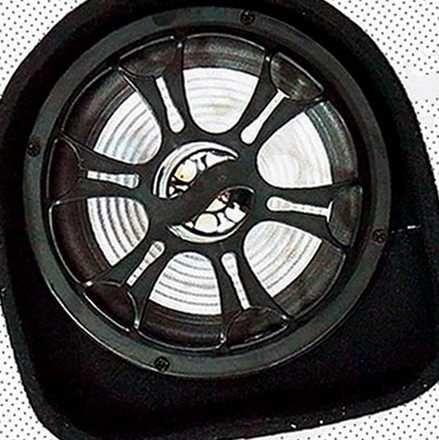 Активный мощный сабвуфер Zpx 500Вт для автомобиля дома квартиры