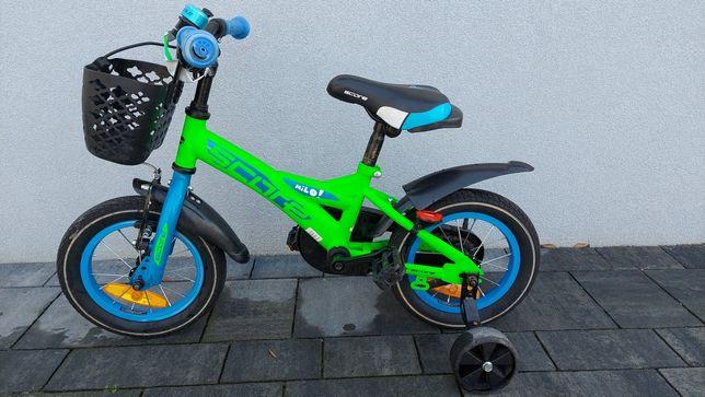Rower dla chłopca 12cali. SCORE Milo