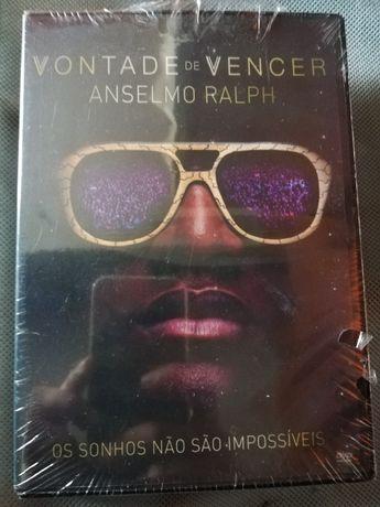 DVD Anselmo Ralph Vontade de Vencer
