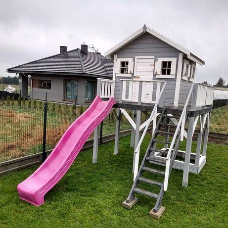 Drewniany domek dla dzieci Franio MAX