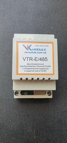 преобразователь Ethernet RS485 защита порта, VTR-E/485