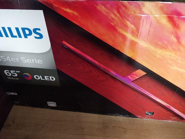Oled Philips 854/12 65 cali smart tv 4k