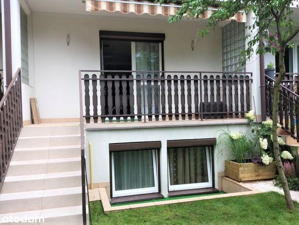 2 poziomowe mieszkanie w zabudowie segentowej