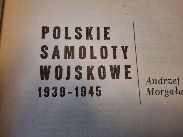książka Polskie Samoloty Wojskowe
