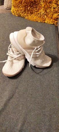 Buty damskie do biegania Nike air presto flyknit