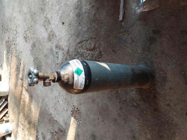 Butla gazowa azot