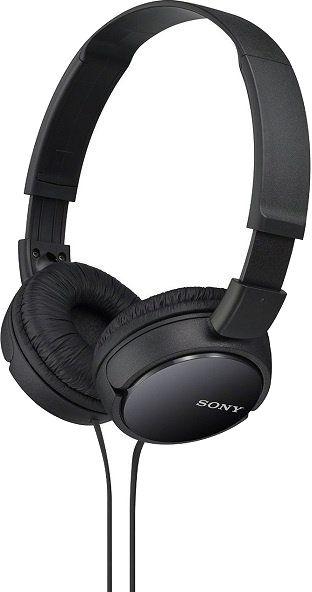 Продам наушники Sony MDR-ZX110 Black Новая Каховка - изображение 1