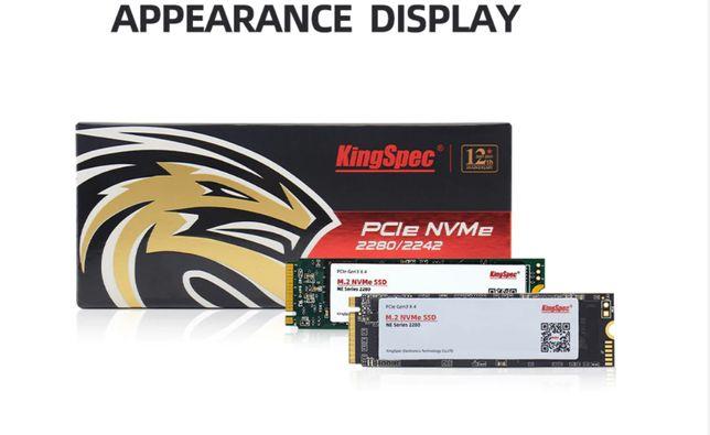 SSD накопитель KingSpec / KingDian M.2 128GB / 512GB / 1TB