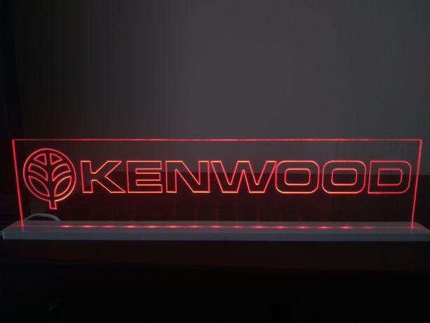 Lampka led logo Kenwood