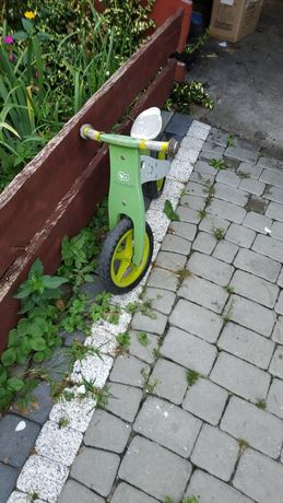 Oddam rowerek biegowy