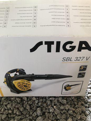 Spalinowy odkurzacz dmuchawa Stiga SBL 327 V