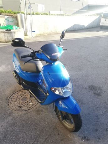 Scooter Piaggio diesis
