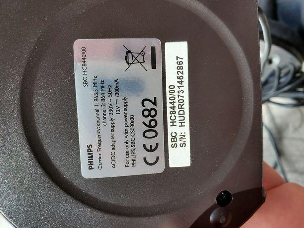 Philips SBC HC8440 - беспроводные наушники