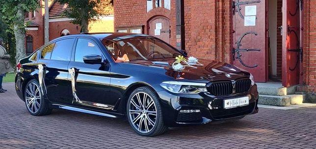 Samochód do ślubu, Wynajem auta do ślubu BMW 5