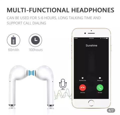 наушники TWS i7s Bluetooth